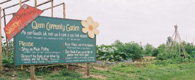 Quann Community Garden